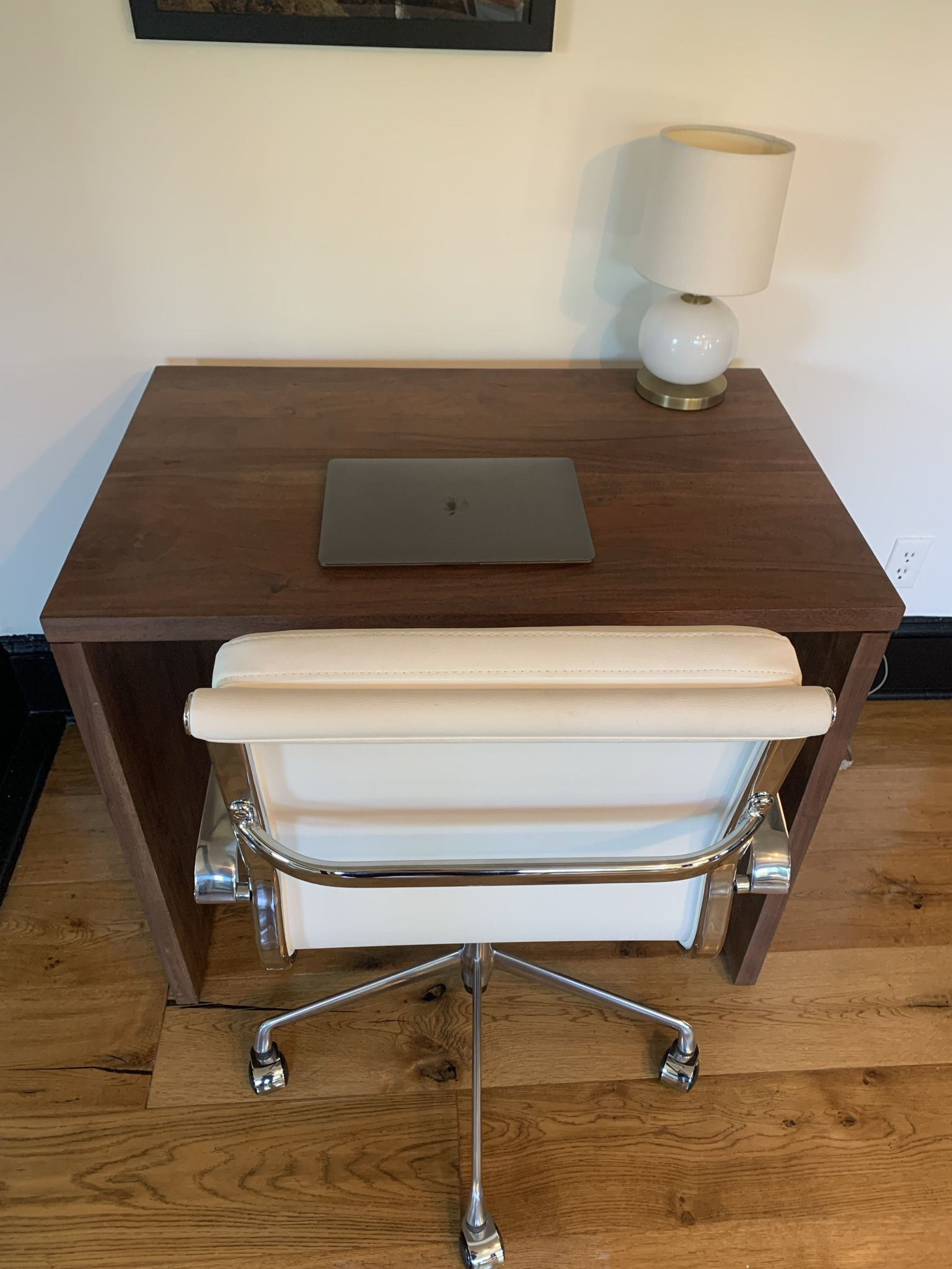 Crate and Barrel Desk For Sale