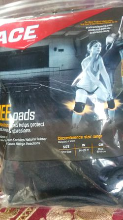 Ace knee pads!!!! Thumbnail
