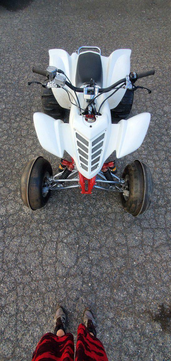 Photo Built Yamaha Raptor 660 $ 4000 Today Firm