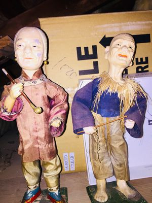 antique chinese dolls for Sale in Austin, TX