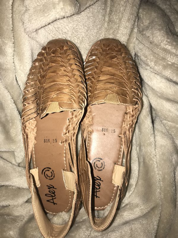 9c34971939fa Mexico handmade huaraches Size8 for Sale in Dublin