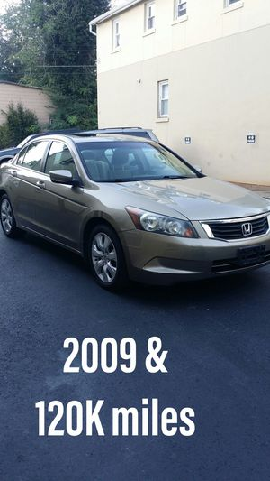 2009 Honda Accord EX for Sale in Warrenton, VA