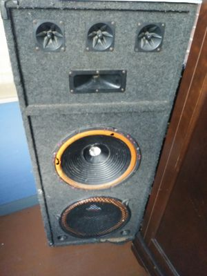 Speaker system for Sale in New Britain, CT