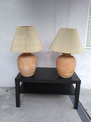 Set of 2 lams. for Sale in San Diego, CA