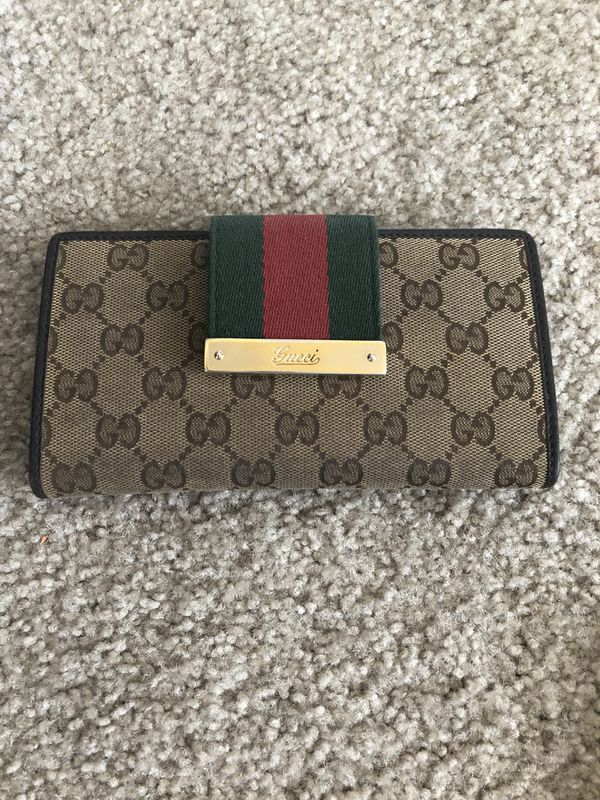 e4044d7136812c Gucci monogram wallet for Sale in Irvine, CA - OfferUp