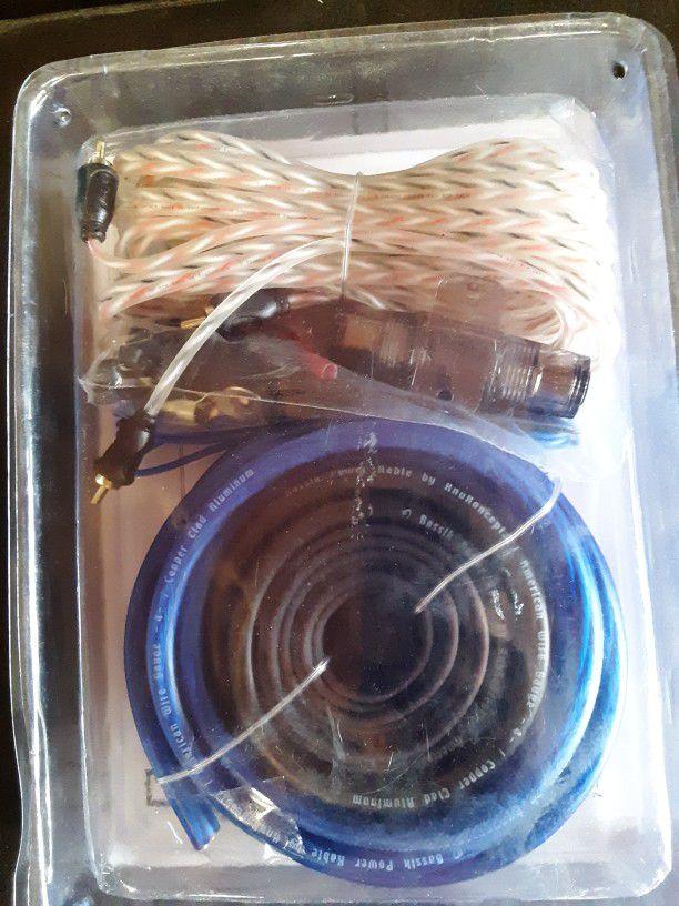 Amp Wire Kit