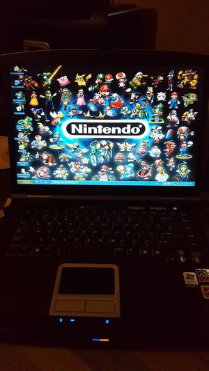 Retro gaming laptop over 5000 games for Sale in Saint Cloud, FL
