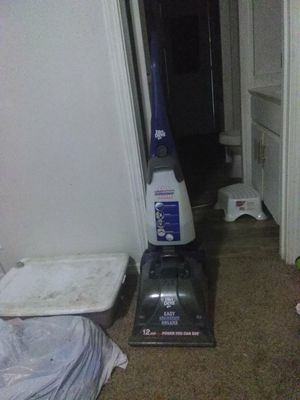 Used, Vacuum and carpet cleaner for sale  Tulsa, OK