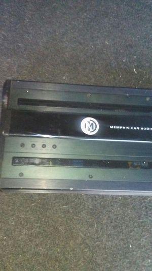 Memphis car audio amp for Sale in Phoenix, AZ