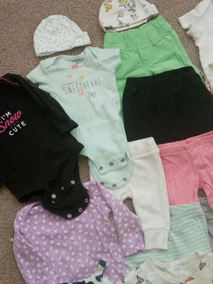 Baby Clothing Bundle for Sale in Fairfax, VA