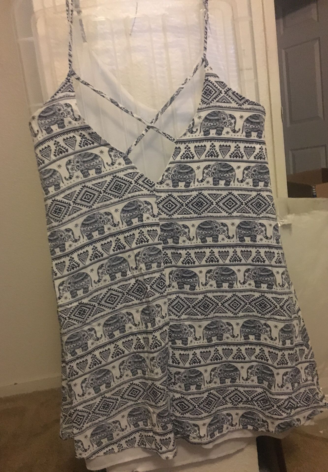 Womans small dress