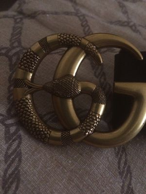 Gucci snake belt for Sale in Forest Heights, MD