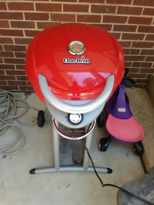 Charbroil tru grill electric for Sale in Fort Belvoir, VA