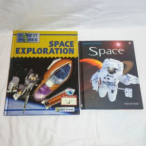 Kids Space Exploration Books for Sale in Las Vegas, NV