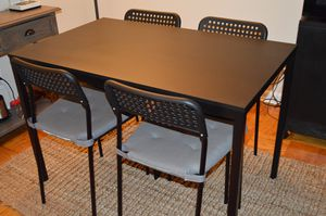 Dining table set for Sale in Washington, DC