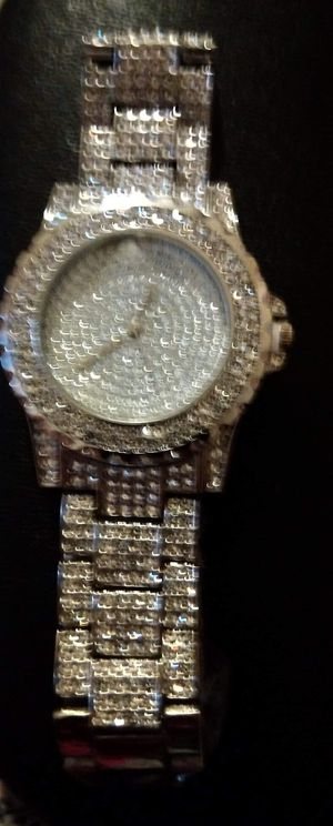 Photo Crystal watch