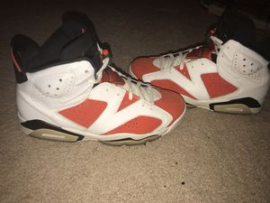 d7ba8b2aa60764 Jordan Retro 6 Gatorade size 10.5 for Sale in Fort Worth