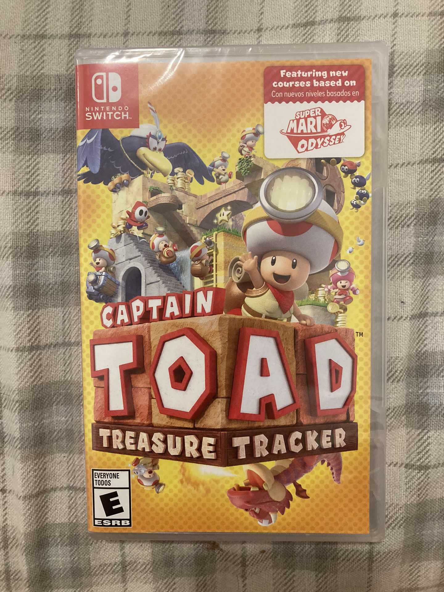 Captain Toad For Nintendo Switch