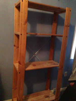 Wooden shelves for Sale in Derwood, MD