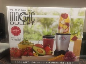 Magic bullet. Never opened for Sale in Spencerville, MD