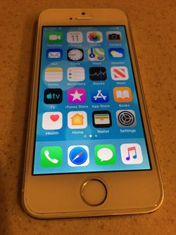 Unlocked iPhone 5S in New condition Thumbnail