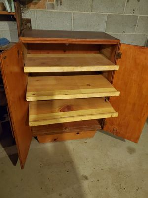 Photo Tool box dresser