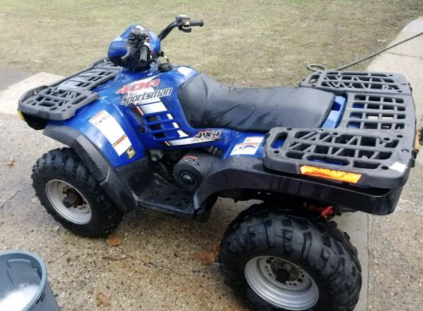 Polaris sportsman 400 4x4 for Sale in Manalapan Township, NJ - OfferUp