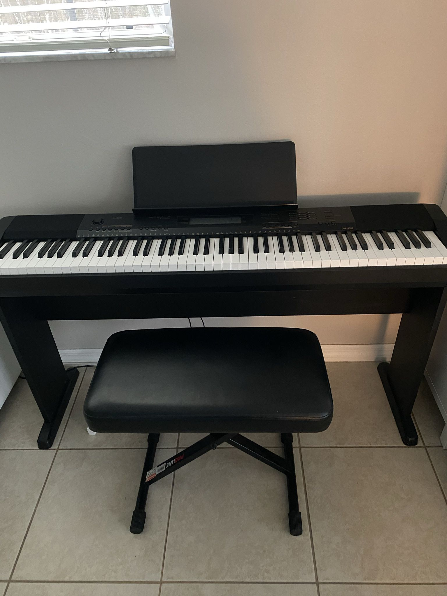 Elctrical Piano/ Organ
