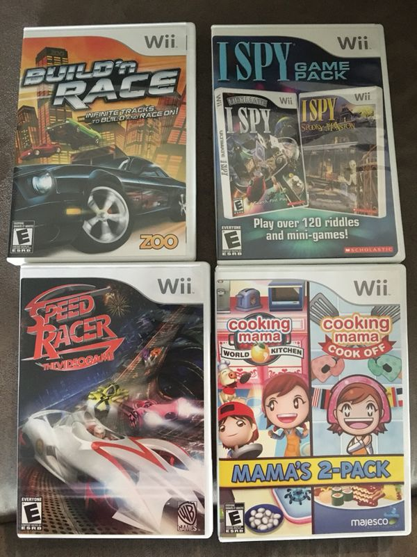 wii games for sale in anderson sc offerup
