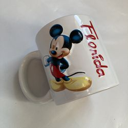 Mickey Mouse 3D Coffee Mug Thumbnail