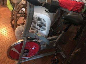 Sunny health and fitness pro - indoor bike for Sale in Falls Church, VA