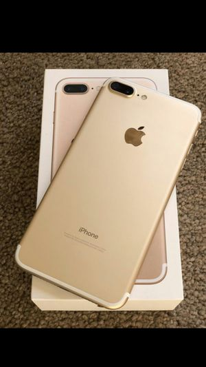 IPhone 7 Plus, 256Gb Factory UNLOCKED//Excellent Condition// As like New//Price is Negotiable for Sale in Springfield, VA