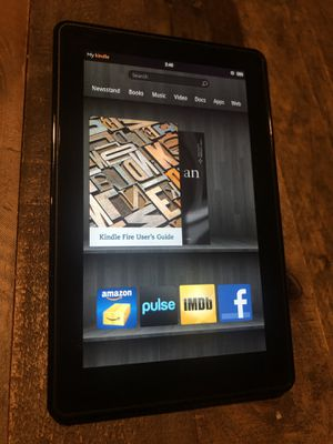 Amazon Kindle Fire for Sale in Bethesda, MD
