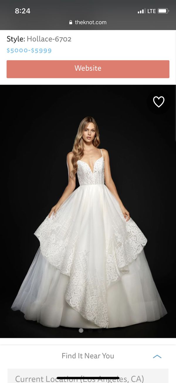 Hayley Paige Wedding Dress Size 10 For Sale In Phoenix AZ