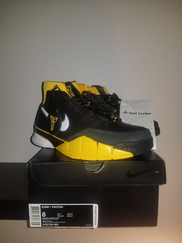 884f961e09c6 Nike Kobe 1 Protro for Sale in San Francisco