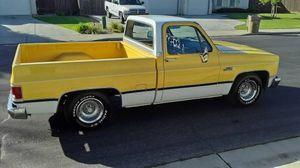 Photo 1985 c10 GMC High Sierra short bed Chevrolet Silverado pick up