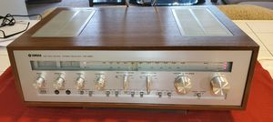 Photo Yamaha CR 820 Stereo Receiver