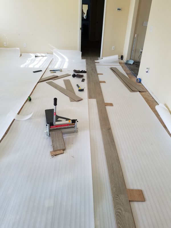 Laminate Flooring Installation For Sale In Rancho Cucamonga Ca