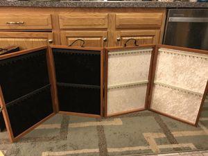 4-Panel Jewelry display Case for Sale in Rustburg, VA