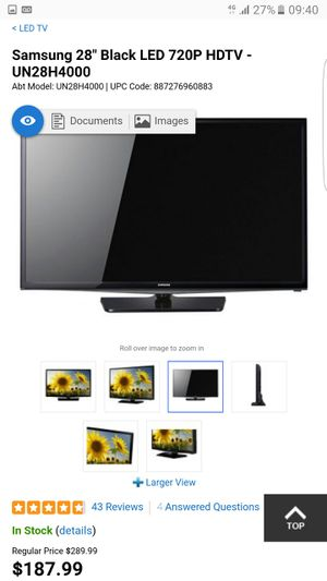 New And Used TVs For Sale In Miami Gardens FL OfferUp - Abt tv sale