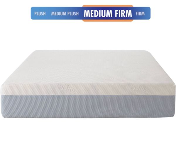 Contura Iii 12 Medium Firm Memory Foam Mattress Queen For Sale