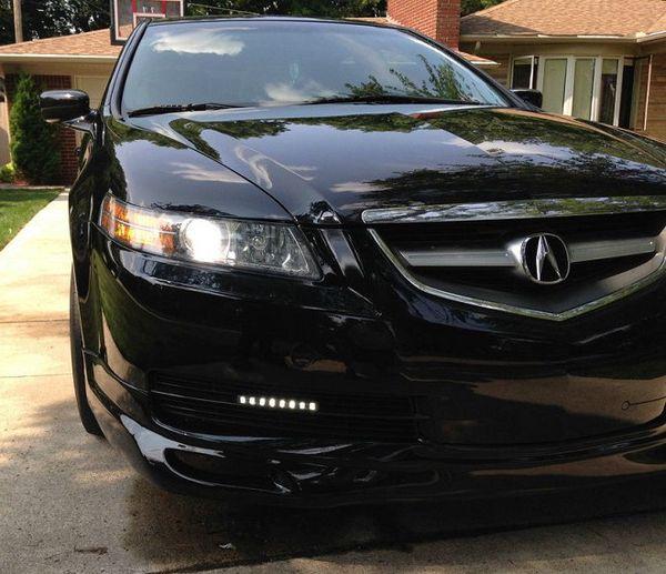 Good Car Acura TL Black 87k Miles 2007 For Sale In Dallas