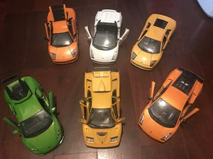 Lamborghini Diecast collection for Sale in Portland, OR