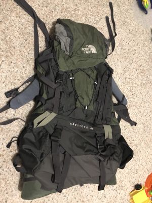 The North Face Crestone 60 pack for Sale in Denver, CO