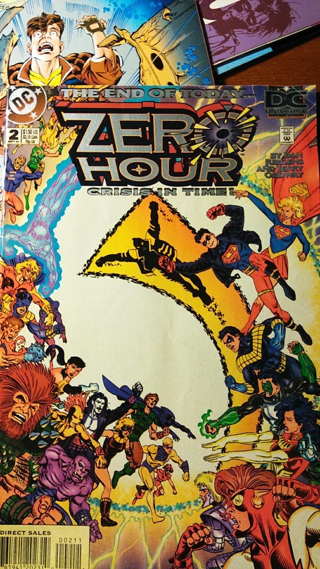 Lot of 6 DC comics random