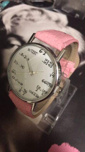 Math watch. for Sale in Denver, CO