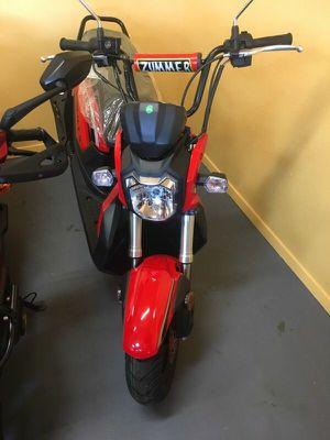 50cc zummer scooter for Sale in Dallas, TX