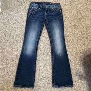 Photo Miss Me Boot Cut Size 26 Jeans!