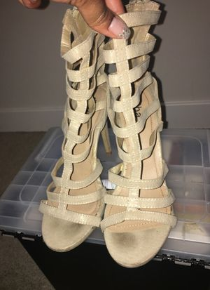 Diba gladiator sandals size 8 for Sale in Gaithersburg, MD