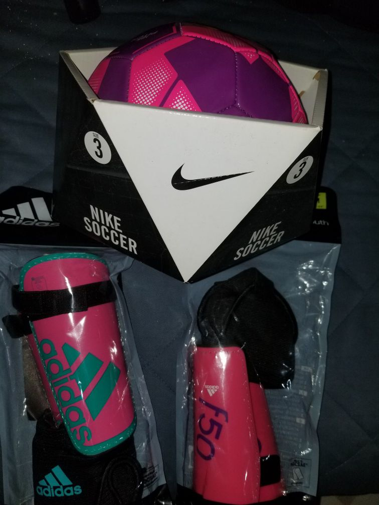 Girls Soccer Gear